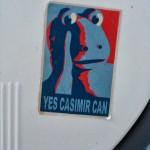 Oui, Casimir le peut !