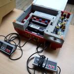 Une NES en Lego !