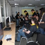 Le staff déjà à fond sur Street Fighter IV