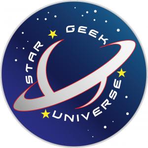 Logo Star Geek Universe
