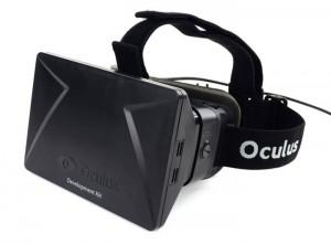 Kit de développement de l'Oculus Rift