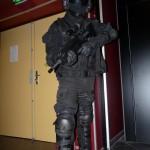 Le service de sécurité est au poil