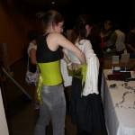 Le corset Wazabi, pour les organisatrices