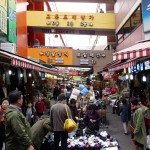 Le marché de Namdaemun