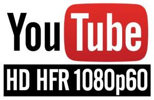YouTube supporte les vidéos jusqu'à 60 images par seconde