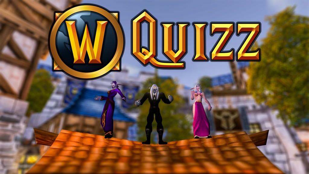 Quizz WoW